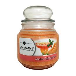 Lumanare Parfumata Melon Margarita, Mia Bella's, 454 g de la esteto.ro