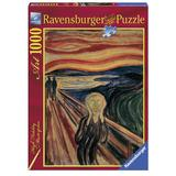 Puzzle edvard munch, 1000 piese - Ravensburger