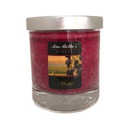 Lumanare Parfumata Merlot, Mia Bella's, 227 g de la esteto.ro