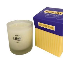 Lumanare Parfumata Sandalwood & Lavender, Mia Bella's, 227 g de la esteto.ro