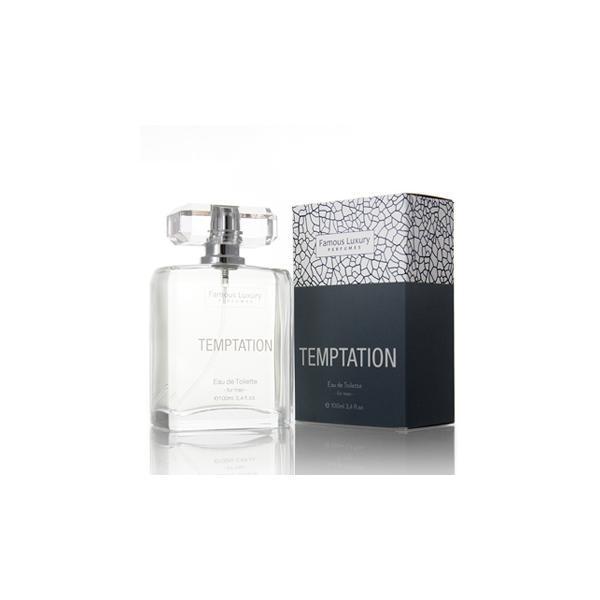 Apa de parfum pentru barbati Temptation 100 ml