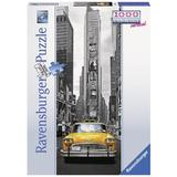 Puzzle taxiul din new york 1000 piese - Ravensburger