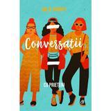 Conversatii cu prieteni - Sally Rooney, editura Curtea Veche