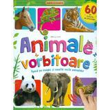 Animale vorbitoare - 60 de sunete de animale. Ed.2019, editura Litera