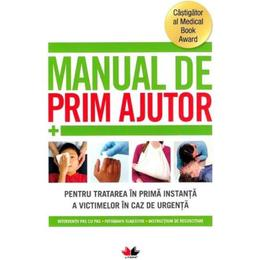 Manual de prim ajutor Ed.3, editura Litera