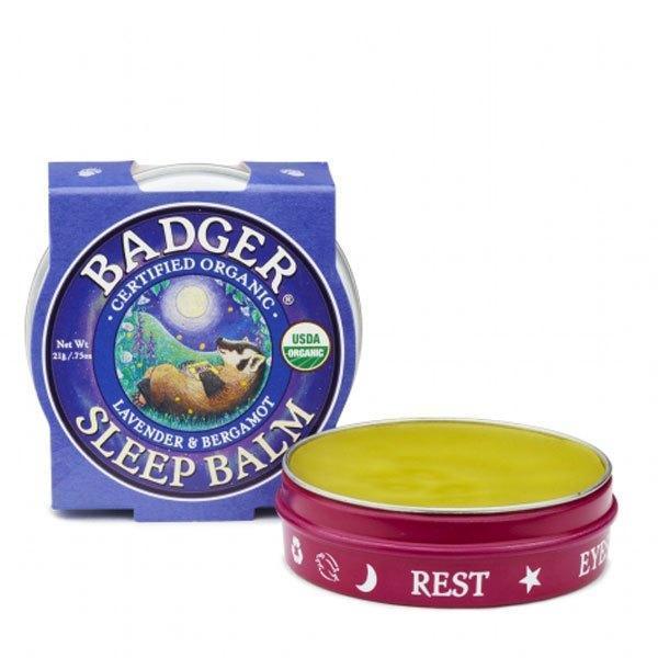 Crema / Mini balsam pentru un somn linistit Badger Sleep Balm 21g imagine produs