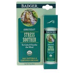 Ulei esential / balsam aromaterapie Badger Tension Soother 17g de la esteto.ro