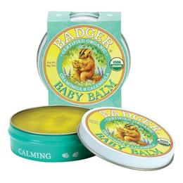Mini balsam pentru bebelusi Badger Baby Balm 21 g