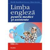 Limba engleza pentru medici si asistente ed.2 - Mireille Mandelbrojt-Sweeney, Eileen Sweeney, editura Polirom