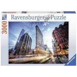 Puzzle flatiron, 3000 piese - Ravensburger