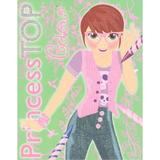 Princess Top - Color (Verde), editura Girasol