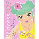 Princess Top - Stickers (roz), editura Girasol