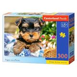 Puzzle 300 - Puppy on a Picnic