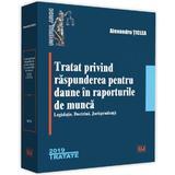 Tratat privind raspunderea pentru daune in raporturile de munca - alexandru ticlea
