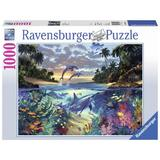 Puzzle golful coralilor, 1000 piese - Ravensburger