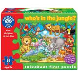 Who's in the Jungle? Cine este in jungla?
