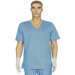 Bluza Unisex Prima, bleu, tercot, marime S (38-40)