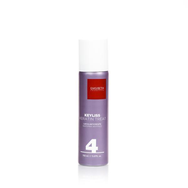 Fixativ pentru păr cu efect anti-electrizare Keyliss Keratin Treat Emsibeth, 150 ml imagine produs