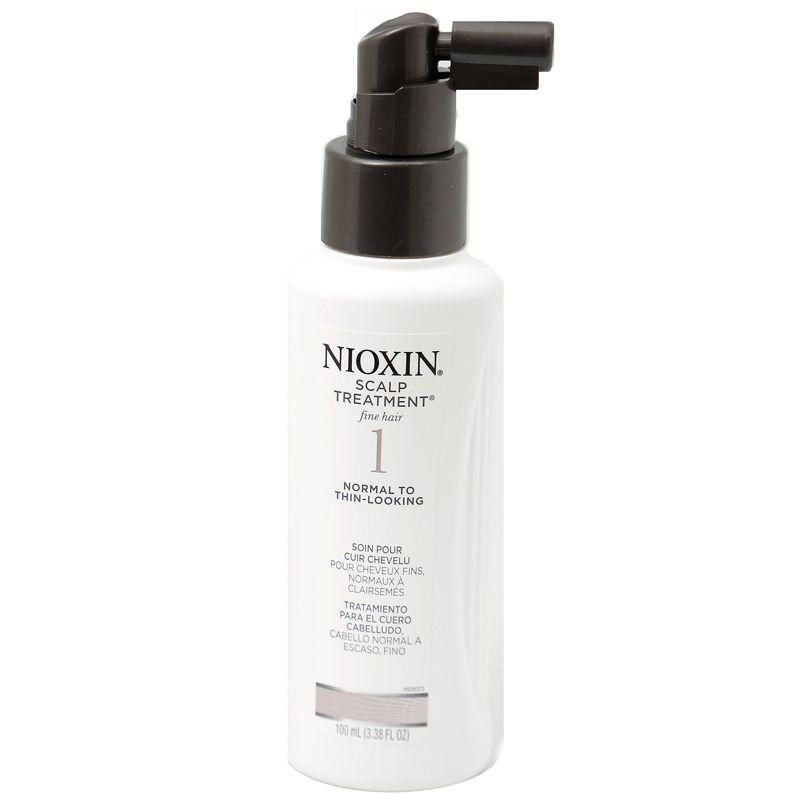 Tratament Par Fin Natural cu Aspect Subtiat - Nioxin System 1 Scalp Treatment 100 ml