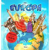 Del Europa (Europa Sudica in lb. maghiara), editura Roland
