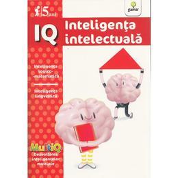 IQ 5 Ani Inteligenta intelectuala, editura Gama
