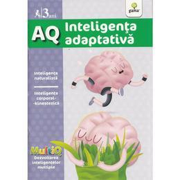 AQ 3 Ani Inteligenta adaptativa, editura Gama