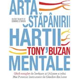 Arta stapanirii hartii mentale - Tony Buzan, editura Didactica Publishing House