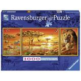 Puzzle ffrica, 1000 piese - Ravensburger