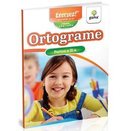 Ortograme. Partea a II-a. Clasa 2-3