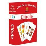 Cifrele - Carti de joc educative , editura Gama
