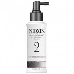 Tratament Par Fin Natural Dramatic Subtiat - Nioxin System 2 Scalp Treatment 100 ml