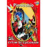 Pinocchio - citim si coloram