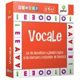 Vocale. Domino 4-6 ani, editura Gama