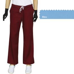 Pantalon Dama Modern Prima, bleu, tercot, marime XS (34-36)