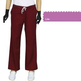 Pantalon Dama Modern Prima, lila, tercot, marime XS (34-36)