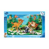Puzzle bambi, 15 piese - Ravensburger