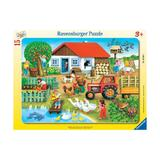 Puzzle unde sa il asez, 15 piese - Ravensburger