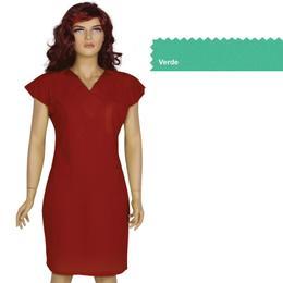Rochita Femei Prima, verde, tercot, marime XL (50-52)