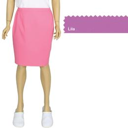 Fusta Femei Prima, lila, tercot, marime XL (50-52)