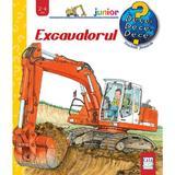 Excavatorul - Andrea Erne, Wolfgang Metzger, editura Casa