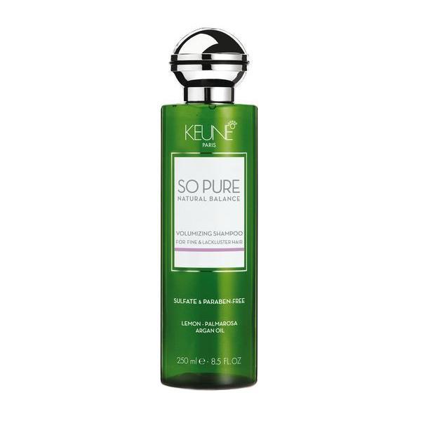Sampon pentru Volum - Keune So Pure Volumizing Shampoo, 250ml