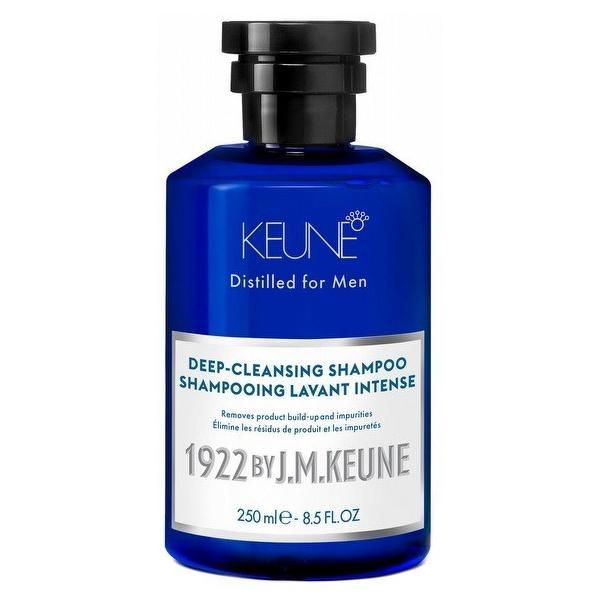Sampon Curatare Profunda pentru Barbati - Keune 1922 by J.M. Keune Distilled for Men Deep-Cleansing Shampoo, 250ml