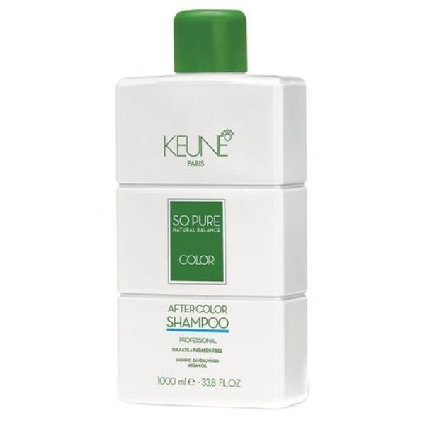 Sampon Post-Colorare - Keune So Pure After Color Shampoo, 1000ml imagine