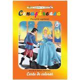 Cenusareasa. Povestile copilariei - Carte de colorat, editura Prestige
