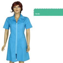 Sarafan Femei Prima, verde, tercot, marime S (38-40)