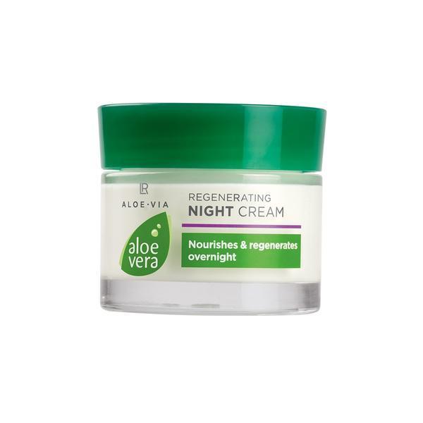 Cremă regeneratoare de noapte Aloe vera 50 ml - Lr Health & Beauty