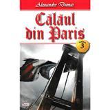 Calaul din Paris vol.3 - Alexandre Dumas, editura Dexon