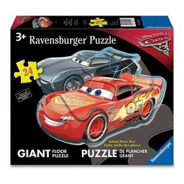 Puzzle cars, 24 piese - Ravensburger