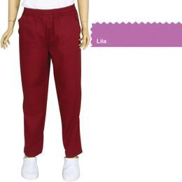 Pantalon Unisex Prima, tercot, lila, marime L (46-48)