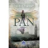 Mostenirea secreta a lui Pan Vol. 1 - Sandra Regnier, editura Didactica Publishing House